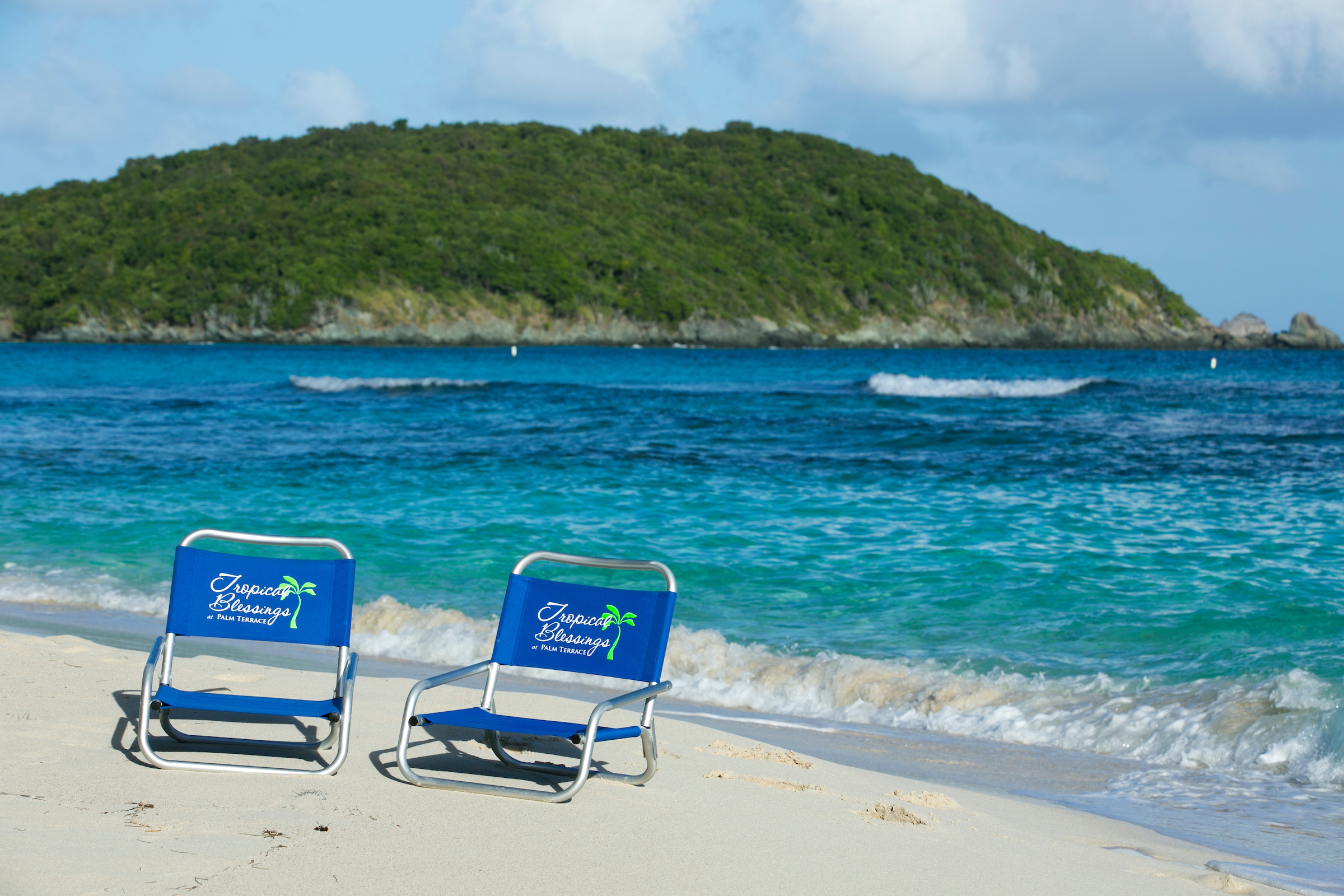 Tropical Blessings St. Johns Vacation Rental